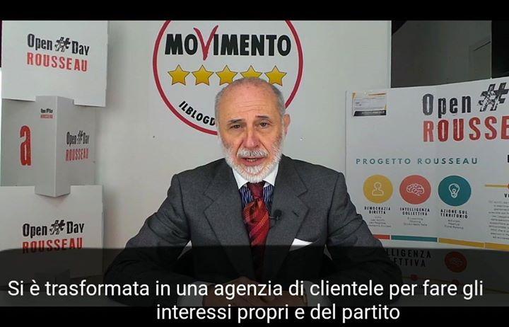 Photo of Il nostro candidato al Senato Luigi Di Marzio ha un messaggio rivolto al cuore d…