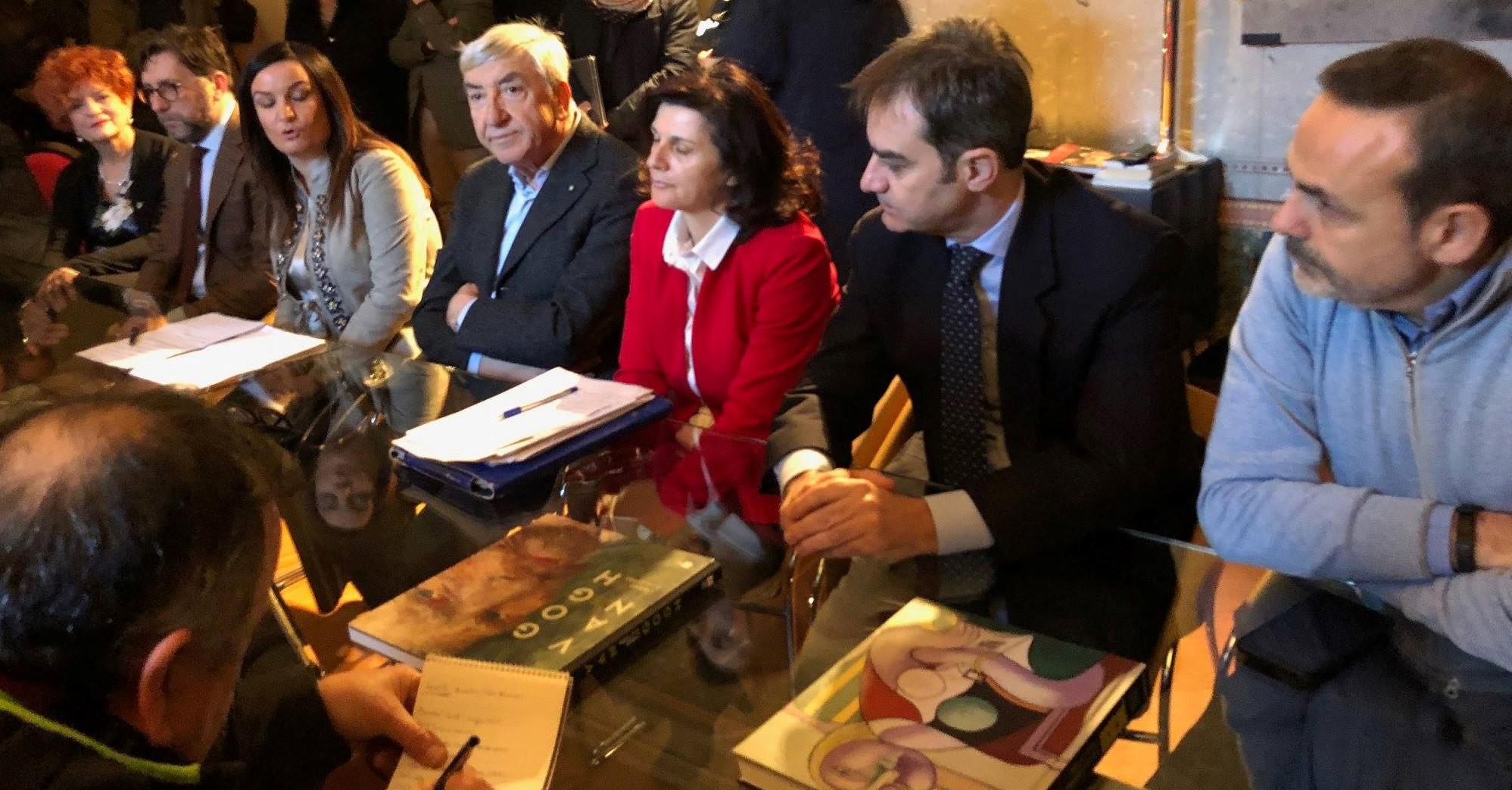 """Photo of Il Pd Molise presenta i suoi candidati alle Politiche, Frattura: """"Eleveranno ancor più il livello di rappresentanza"""""""