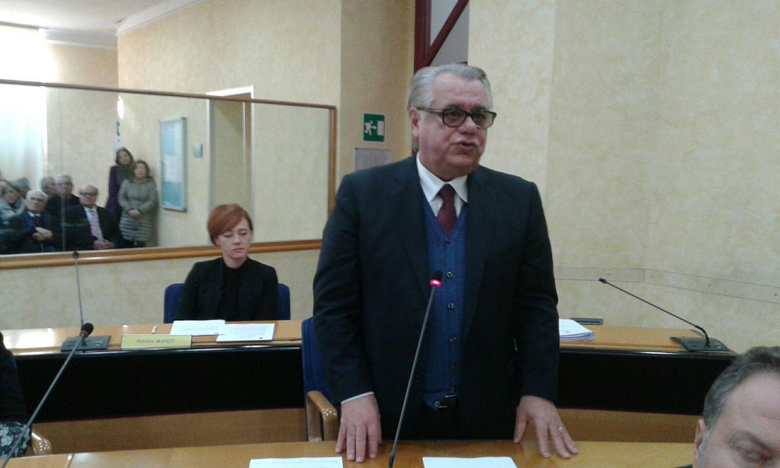 """Photo of Iorio si dimette da consigliere: """"Candidatura al Senato non mi consente di svolgere al meglio ruolo"""""""
