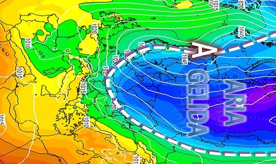 Photo of METEO IN MOLISE – Con l'inizio della prossima settimana drastico calo della temperatura e neve in arrivo