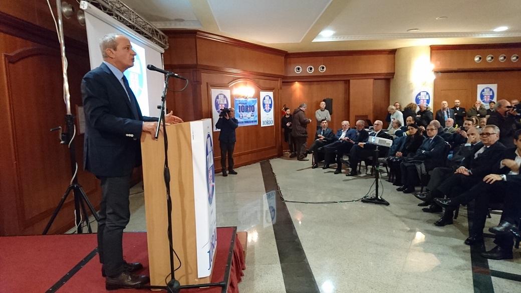 """Photo of Politiche, Pietracupa apre la campagna elettorale: """"Per il Molise. Insieme"""""""