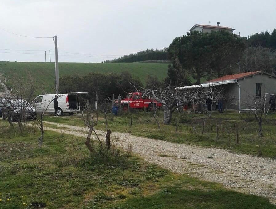 Photo of Ritrovato cadavere in un pozzo in contrada Saracena a Petacciato