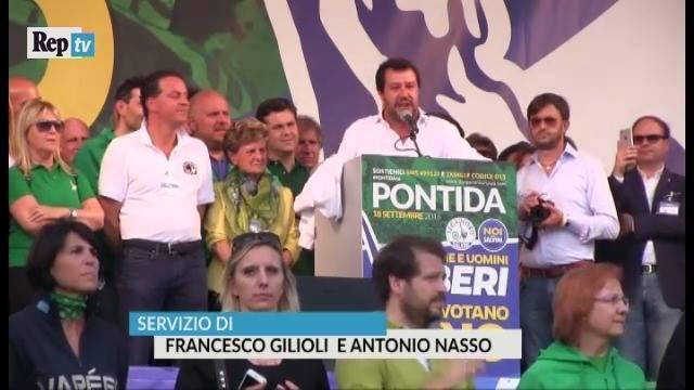 Photo of Sentite cosa diceva Salvini di Berlusconi! Condividete e fatelo sapere a chi li …