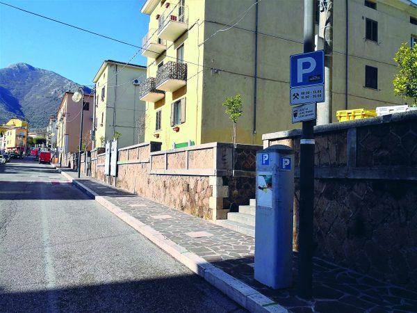 Photo of Soste blu a Venafro, in arrivo le novità: via Colonia Giulia a pagamento | PrimoPiano Molise