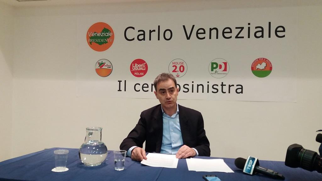 """Photo of Centrosinistra, Veneziale indica la rotta: """"La stagione dei tagli è finita, ora si riparte"""""""
