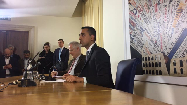 Photo of Collegatevi in diretta per la conferenza stampa di Luigi Di Maio. Collegatevi e …