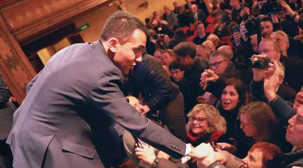 Photo of Di Maio: 'Il prossimo obiettivo è abolire i vitalizi'