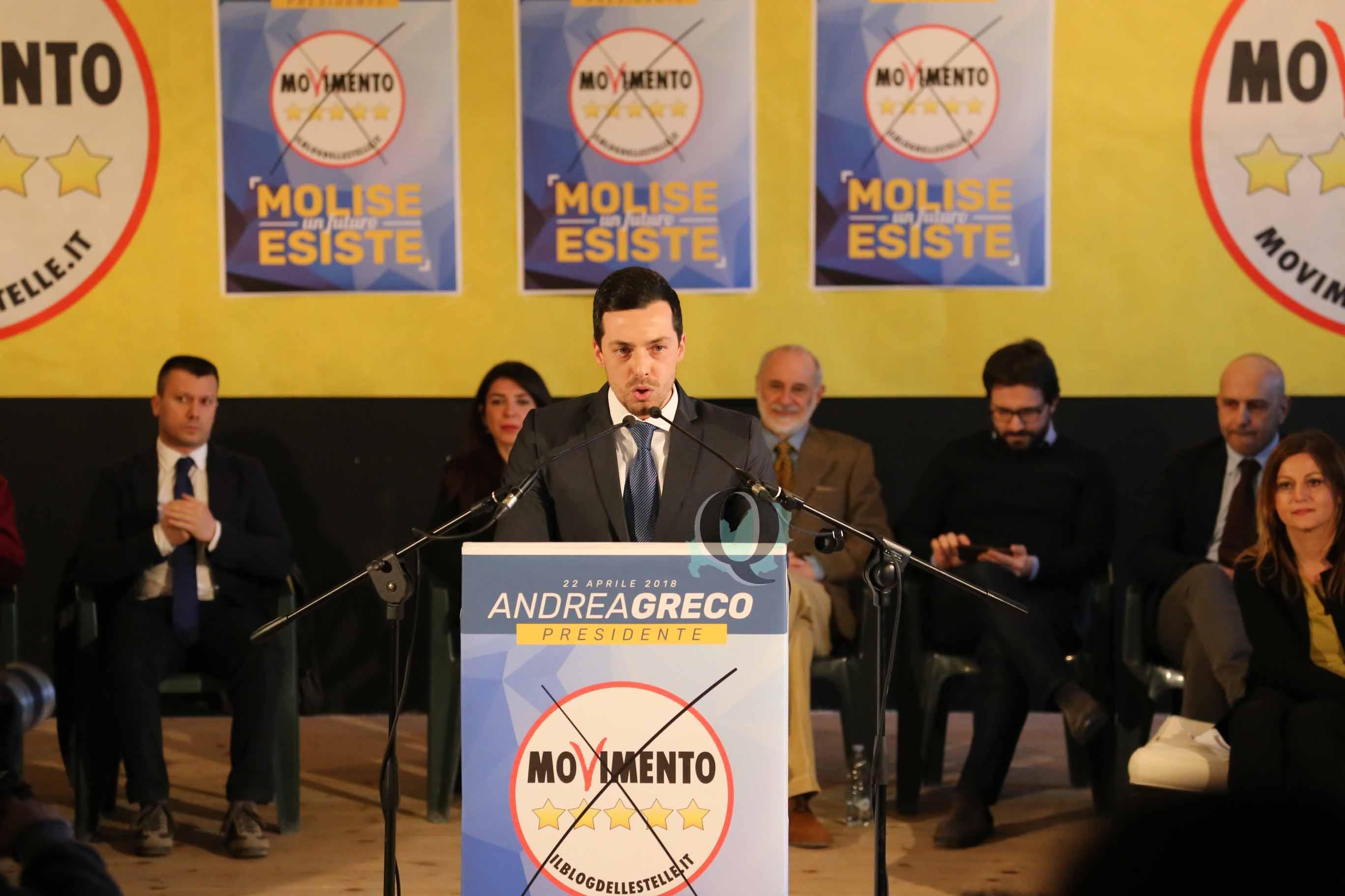 """Photo of Greco: """"Parte una rivoluzione culturale"""""""