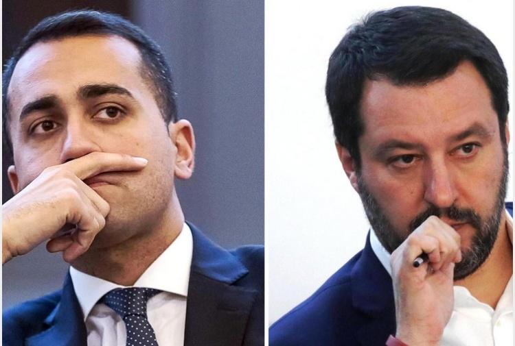 Photo of [Il retroscena] Salvini apre a Di Maio. Pronto il patto Lega-M5s