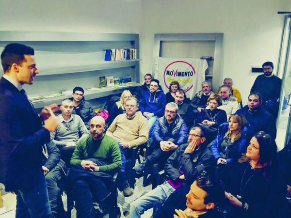 Photo of M5S, Greco incontra i candidati «Agli altri facciamo già paura» | PrimoPiano Molise