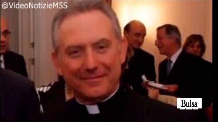 Photo of Monsignor Benvenuti, arrestato, milioni di euro in case, terreni e propietà sott…