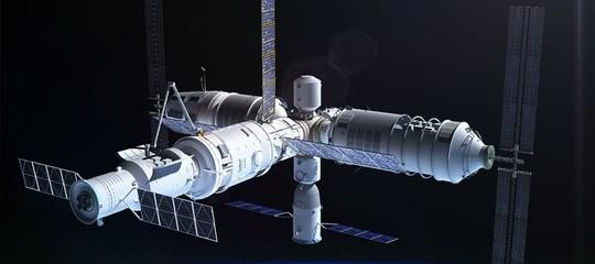 Photo of Frammenti stazione spaziale, probabilità di caduta su suolo italiano stimata dello 0,2%