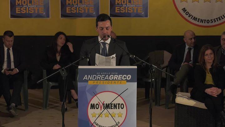 Photo of Presentazione Alberto Gentili Presentazione consiglieri regionali M5S Molise 26….