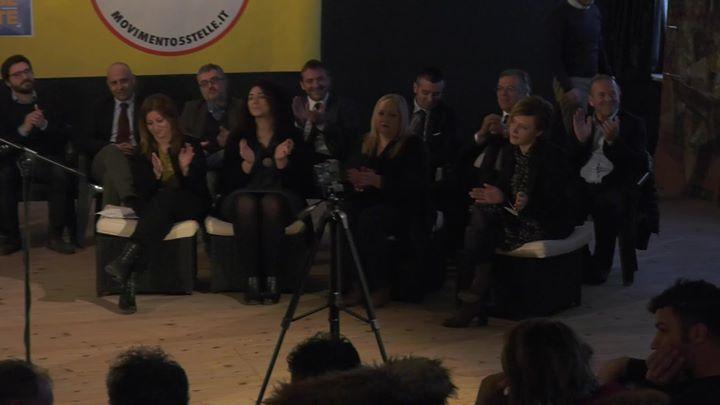 Photo of Presentazione Patrizia Manzo Presentazione consiglieri regionali M5S Molise 26.0…