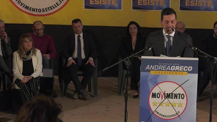 Photo of Presentazione Vittorio Monaco Presentazione consiglieri regionali M5S Molise 26….