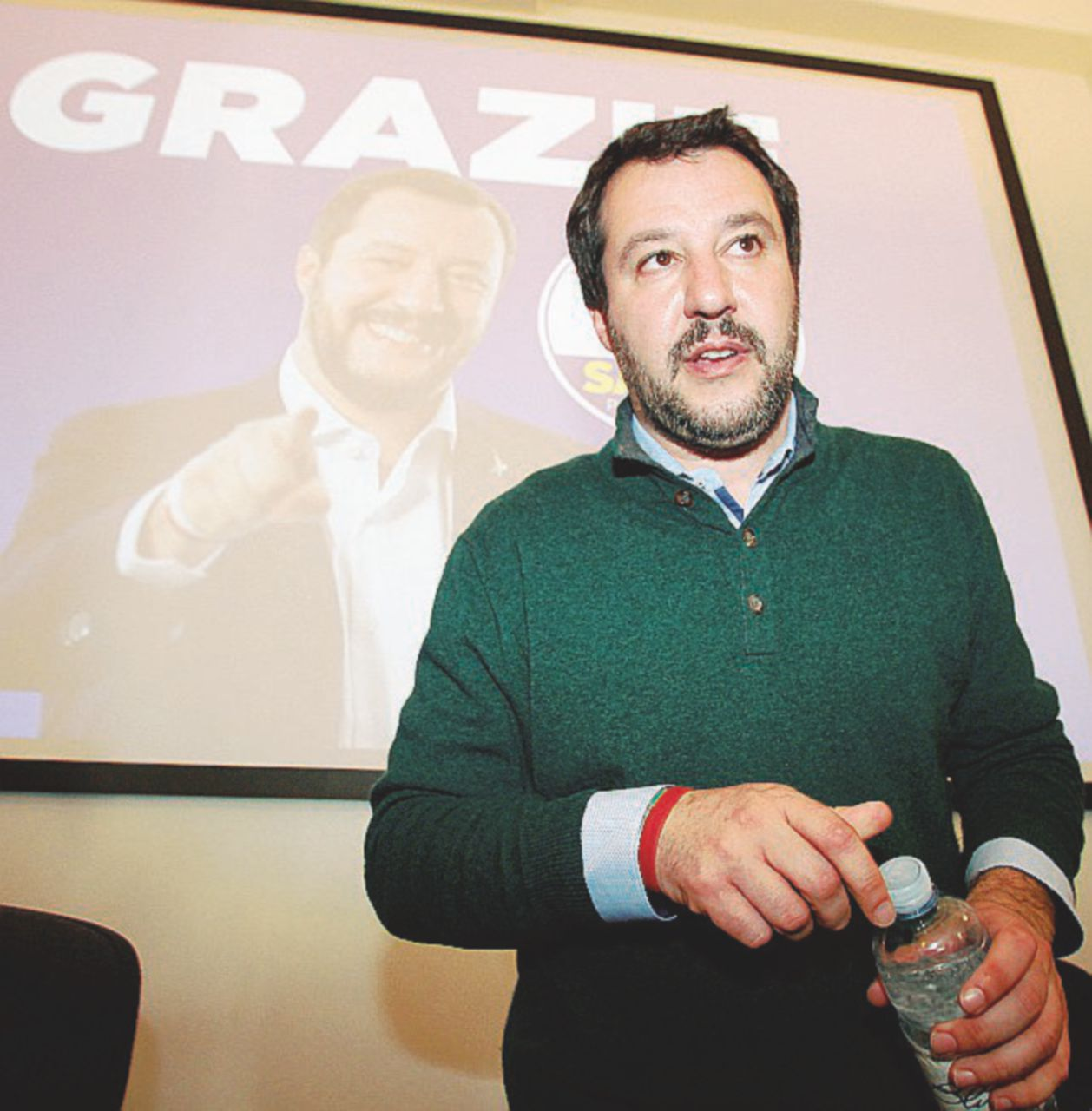 Photo of Salvini mette i paletti sul programma e già chiede di tornare alle elezioni