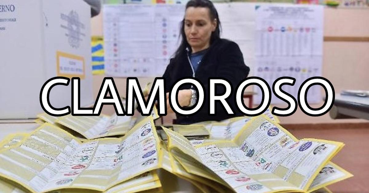 Photo of Voto dall'estero, smascherati i brogli! Centinaia di schede uguali per un unico partito: indovina quale