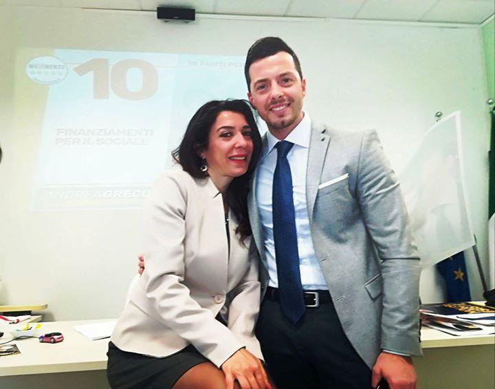 Photo of Abbiamo un candidato Governatore alla Regione Molise, Andrea Greco con le conosc…