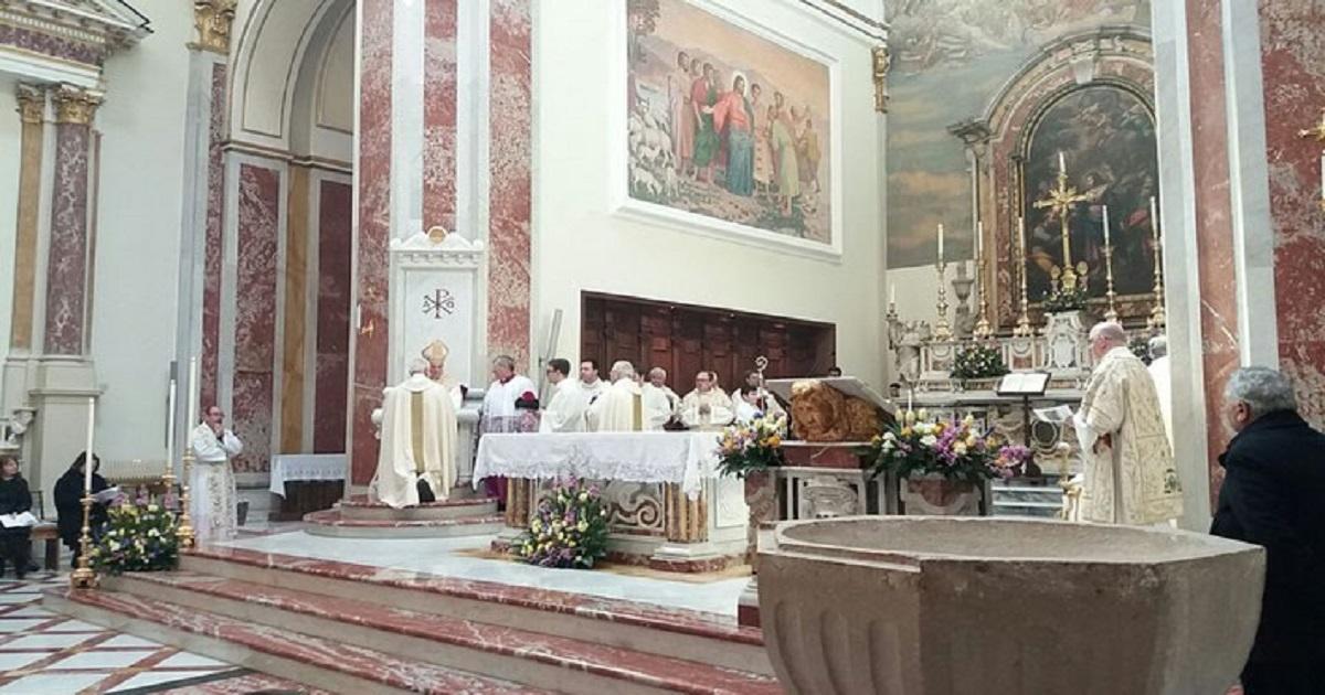 Photo of DIOCESI – Don Salvatore Rinaldi, nuovo Canonico Teologo del Capitolo Cattedrale Pentro | Molise Network