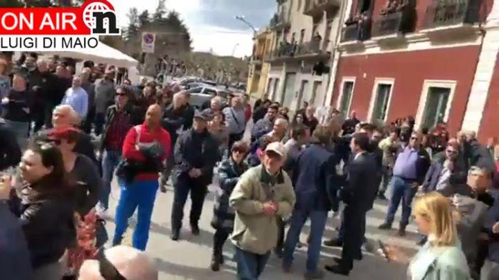 Photo of Luigi Di Maio in diretta. Scopri le news sulle consultazioni al link: