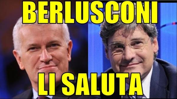 """Photo of MEDIASET, via Belpietro e Del Debbio. """"Populismo ha favorito Lega e M5s"""" – ECCO CHE HA DECISO BERLUSCONI"""