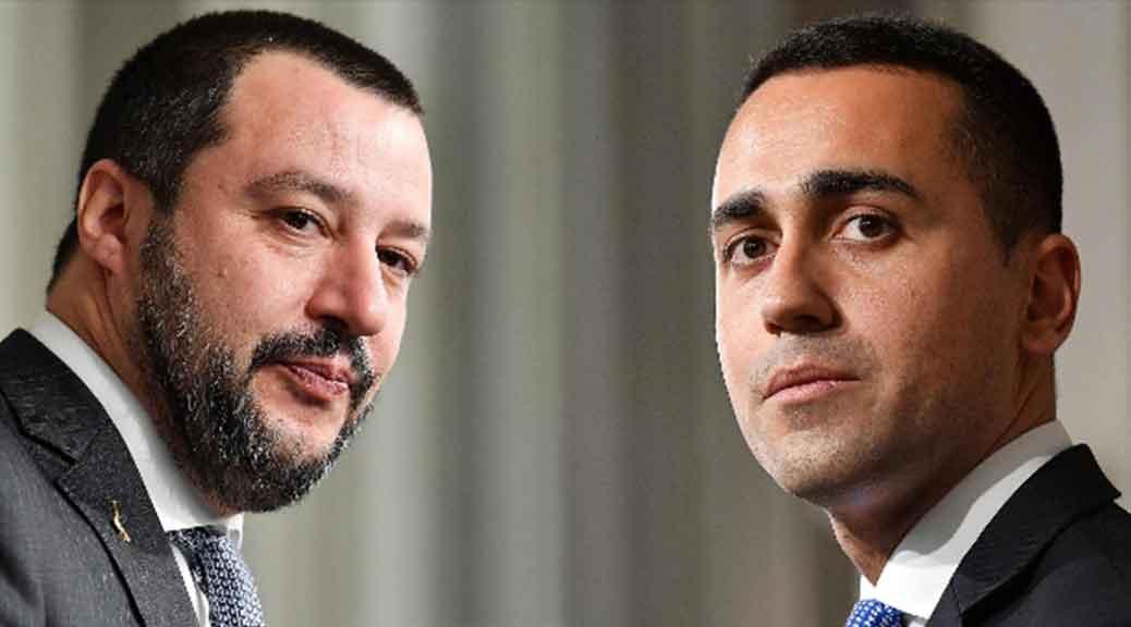 Photo of Salvini: 'A Di Maio offro uno Sforzato, per fare di più'. La replica: 'Chi si ostina con centrodestra unito fa danno al Paese'