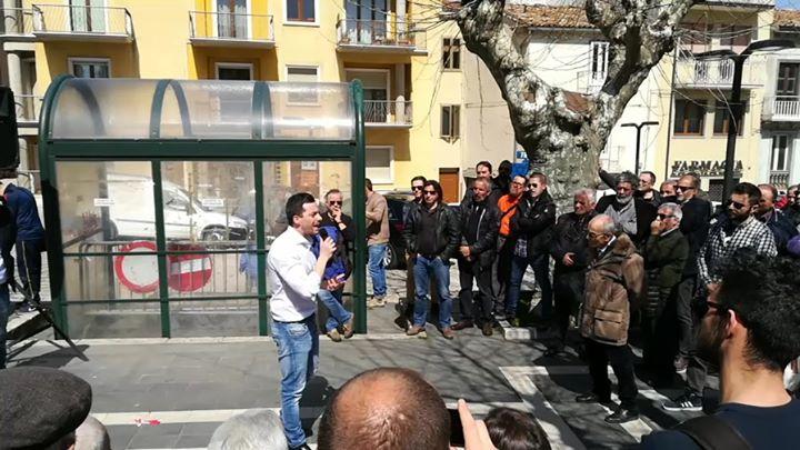 Photo of Siamo al mercato di Riccia, seguiteci!  #UnFuturoEsiste