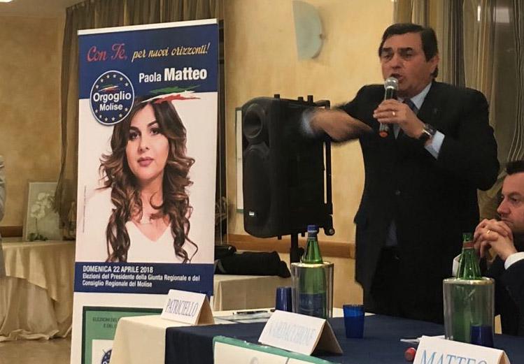 Photo of Sviluppo e valorizzazione delle risorse locali, Paola Matteo si presenta agli elettori