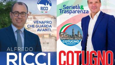 Photo of i Candidati a Sindaco su Teleregione a Conto alla rovescia