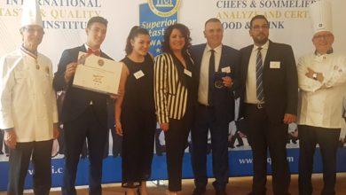 Photo of il Panificio Di  Mambro ottiene due stelle all'International Taste & Quality Institute di Bruxelles