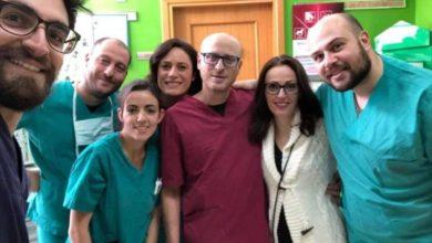 Photo of Intera equipe di medici, ha ricostruito il naso a Peppino, il cane colpito da un petardo