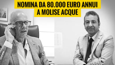 Photo of Molise Acque, inopportuna la nomina del collaboratore di Toma